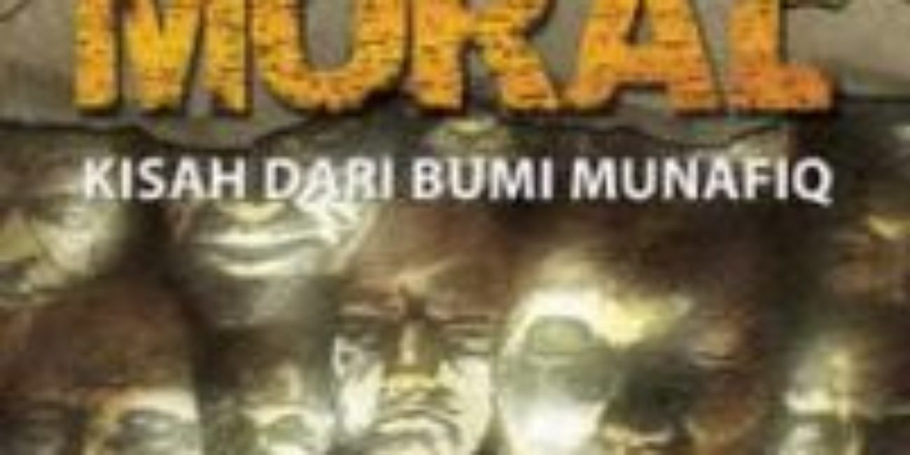 DIJUAL NILAI-NILAI MORAL ; Kisah dari Bumi Munafiq
