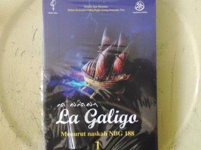 La Galigo Menurut Naskah NBG 188 Jilid 1