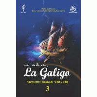 La Galigo Menurut Naskah NBG 188 Jilid 3