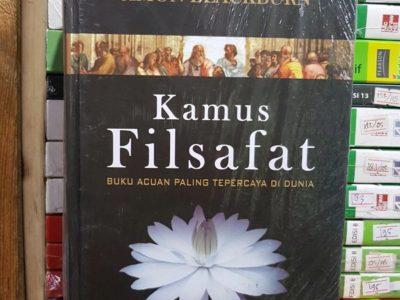 KAMUS FILSAFAT : Buku Acuan Paling Tepercaya di Dunia