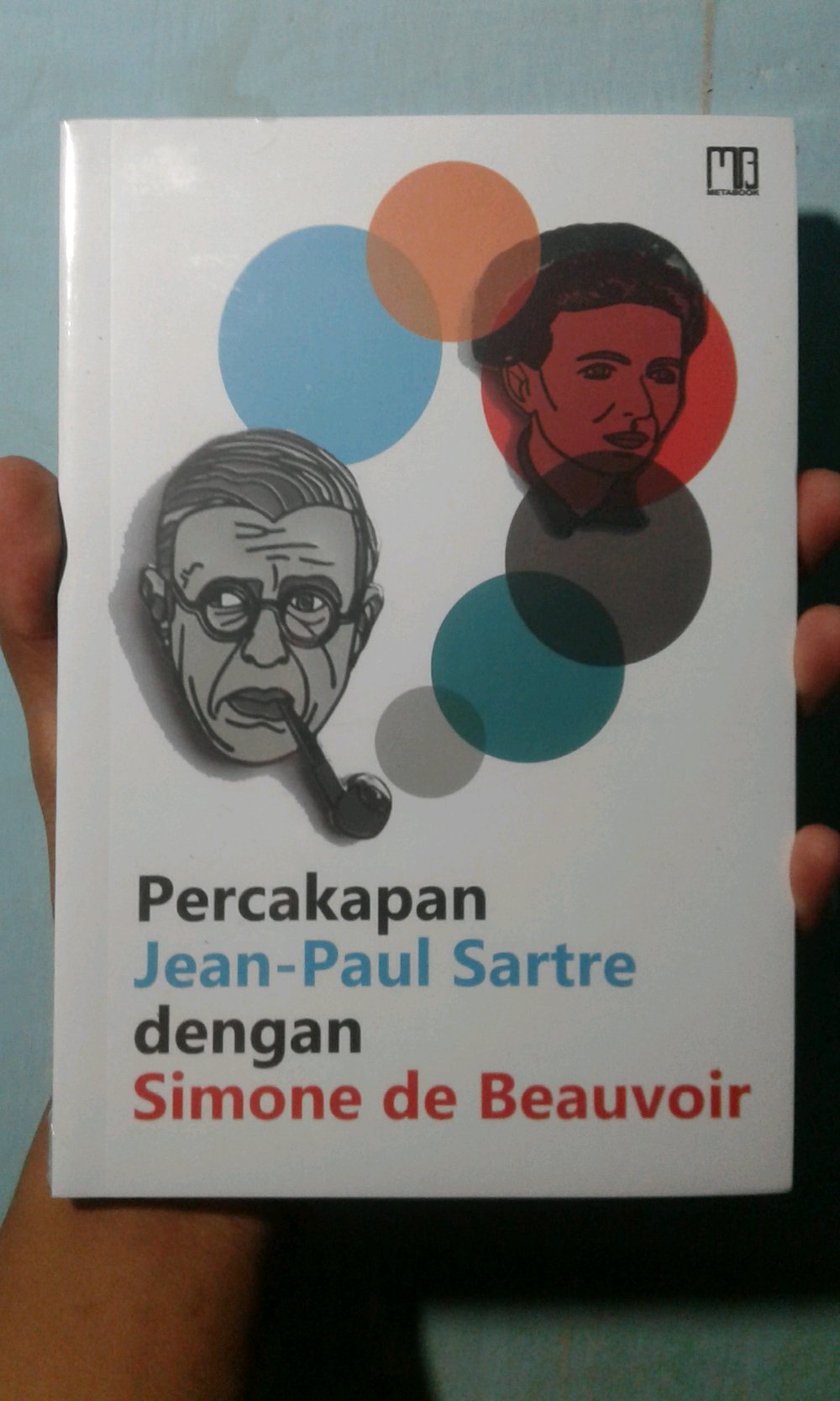 Percakapan Jean Paul Sartre dengan Simone de Beauvoir