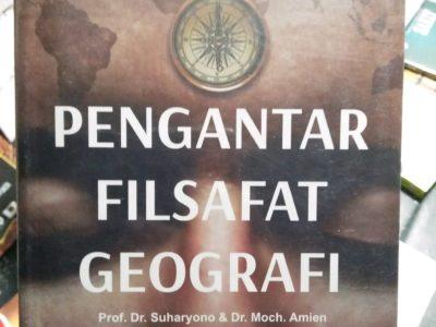 Pengantar Filsafat Geografi – Dr. Moch. Amien