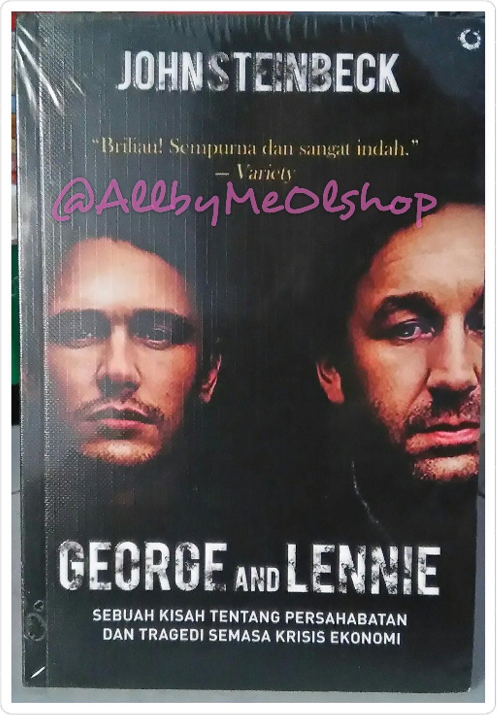 George And Lennie John Steinbeck