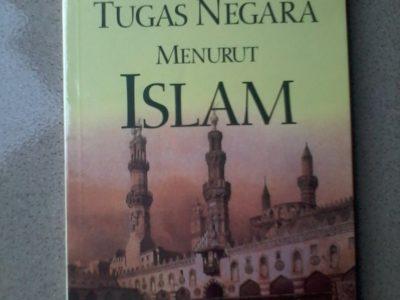 Tugas Negara Menurut Islam