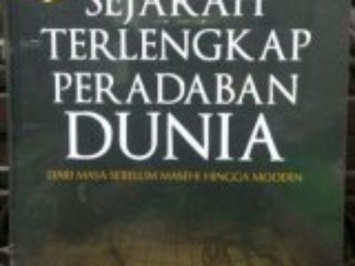 Sejarah Terlengkap Peradaban Islam (Hard Cover)