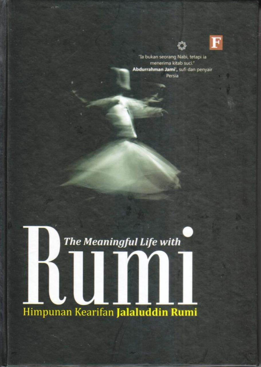 The Meaningful Life with Rumi (Hard Cover)