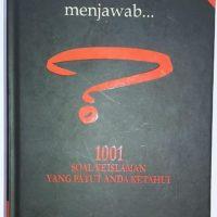 M. QURAISH SHIHAB MENJAWAB : 1001 Soal Keislaman Yang Patut Anda Ketahui – M. Quraish Shihab