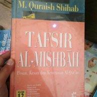 TAFSIR AL-MISHBAH : Pesan, Kesan dan Keserasian Al-Qur'an Vol. 12 – M. Quraish Shihab (Salin) (Salin)