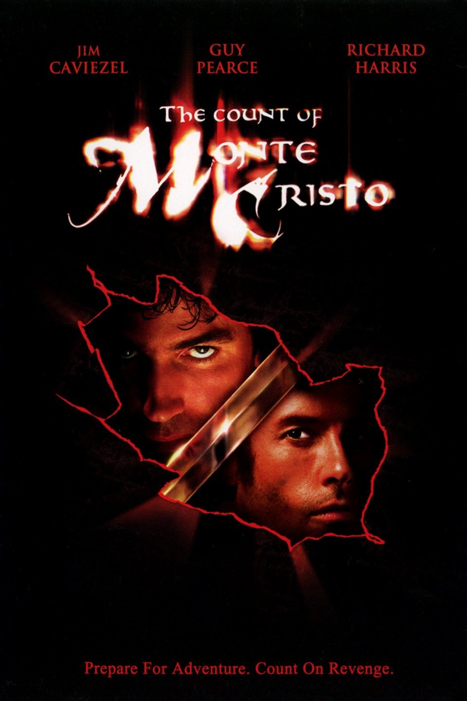 The Count of Monte Cristo – Alexandre Dumas