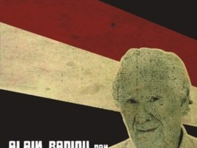 Alain Badiou dan Masa Depan Marxisme