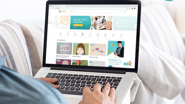 SehatQ.com Portal Layanan Kesehatan Digital Terbaik